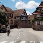 Alsace cycling tour