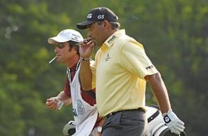 cigarette golf