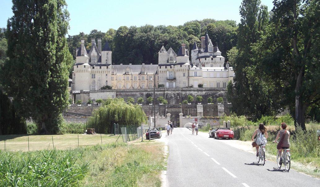 Fairytale chateau