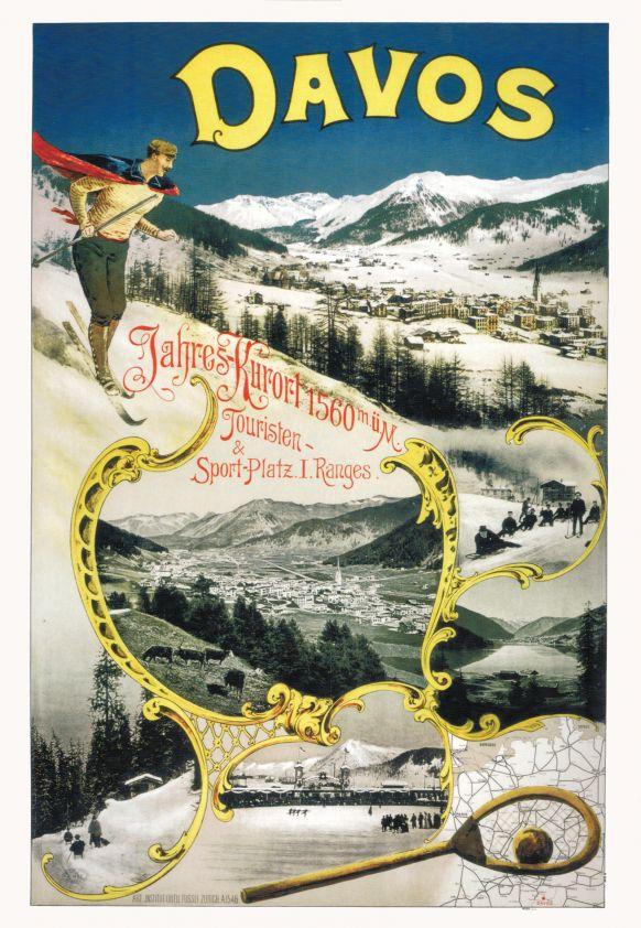 davos poster