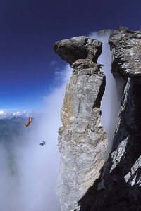 The Eiger Mushroom