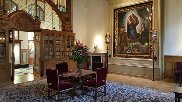 Badrutts Palace Raphael Room