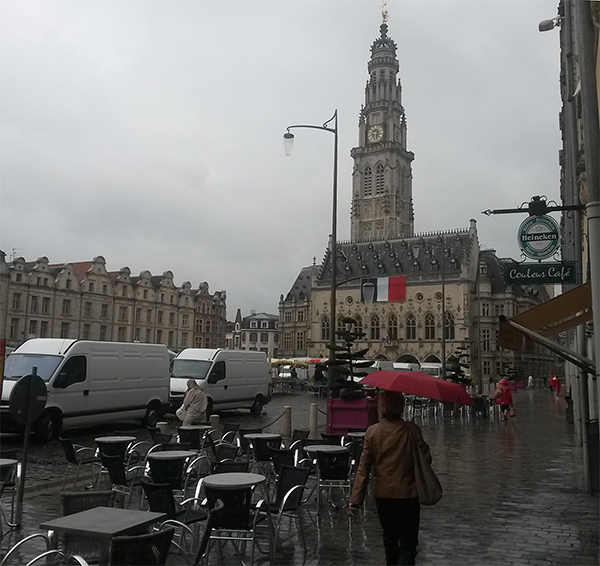 Arras, Place des Heros