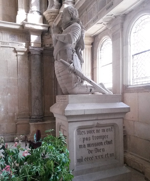 Joan of Arc, Toul Cathedral