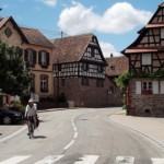 Alsace cycling tour